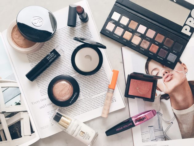 Shopping the Stash - A Full Face of Old Favourites