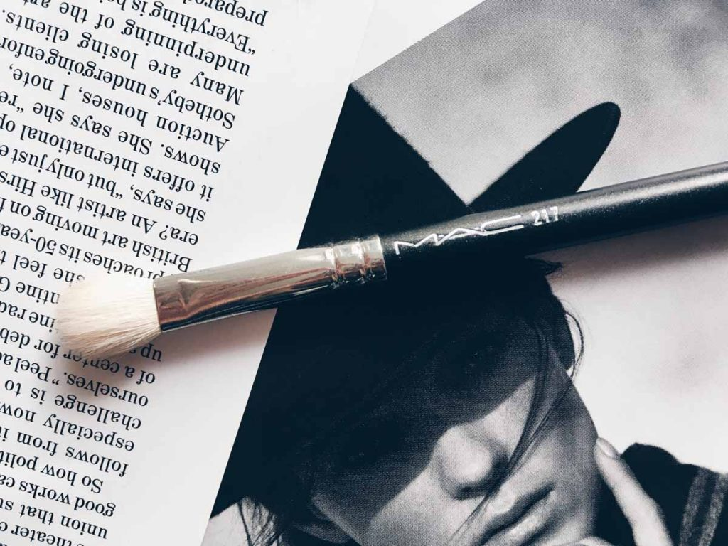 MAC 217 Blending Brush | All Dolled Up