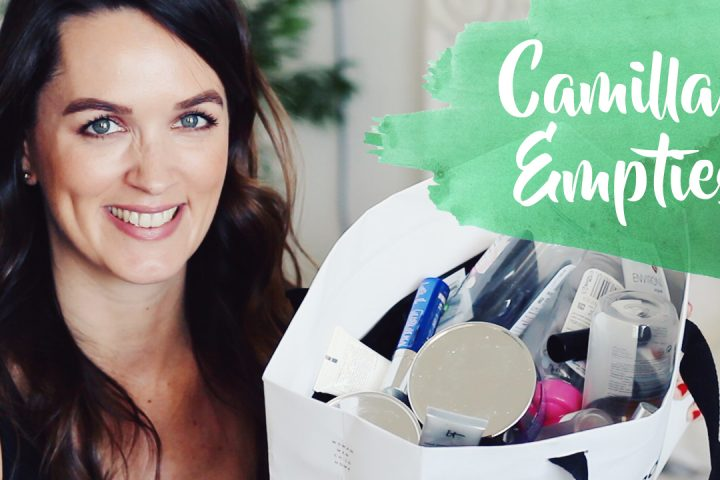 Camilla's Beauty Empties | All Dolled Up