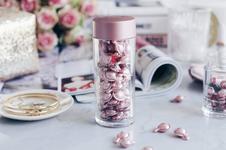 Elizabeth Arden Retinol Ceramide Capsules Line Erasing Night Serum | All Dolled Up