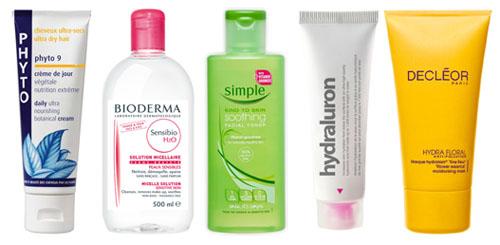 Long Haul Flight Skincare Essentials