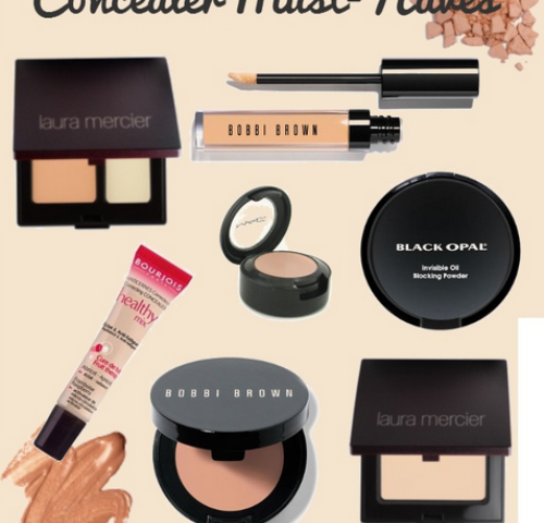 Concealer Must-Haves