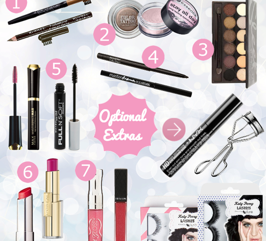 Budget Beauty Basics for Lips and Eyes - All Dolled Up