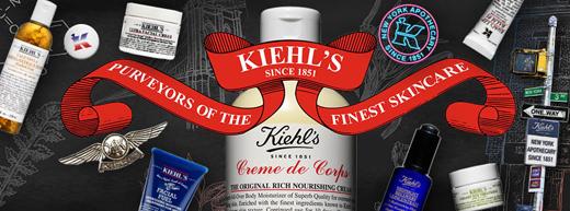Kiehl's Change Your Skin Challenge