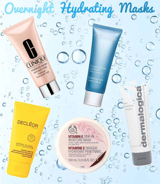 Overnight Hydrating Masks | All Dolled Up