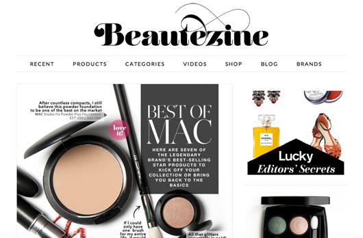 Beauty Read of the Day - Beautezine | All Dolled Up