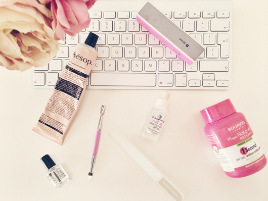 My Manicure Essentials | All Dolled Up