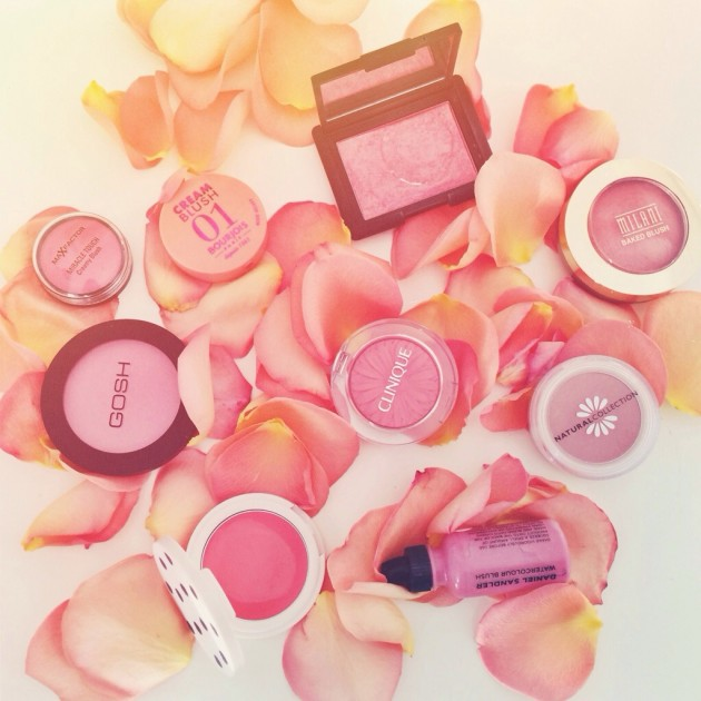 My Favourite Blushes
