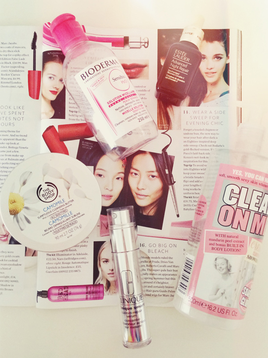 Product empties no 2 - Skincare | All Dolled Up
