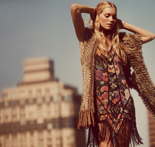 Beauty gift ideas for haute hippies