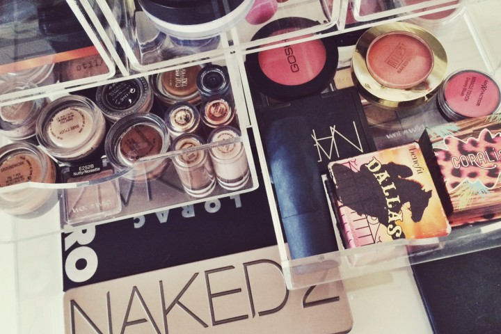 My Makeup Storage | All Dolled Up
