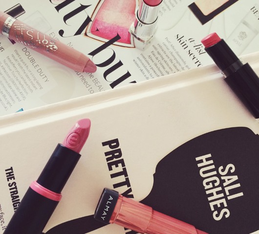 Favourite Drugstore Nude Lipsticks | All Dolled Up