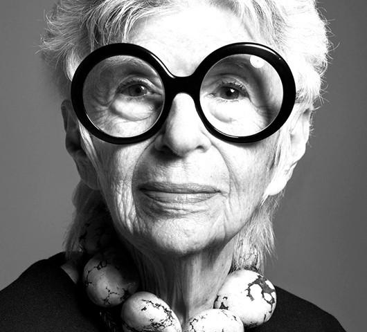 Iris Apfel (Age 93)