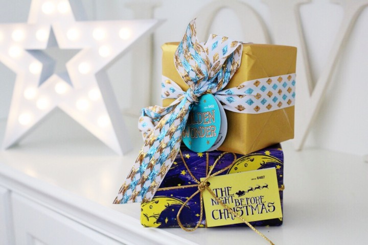 Lush Christmas Goodies | All Dolled Up 10 Days of Giveaways