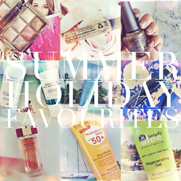 Summer Holiday Favourites | All Dolled Up