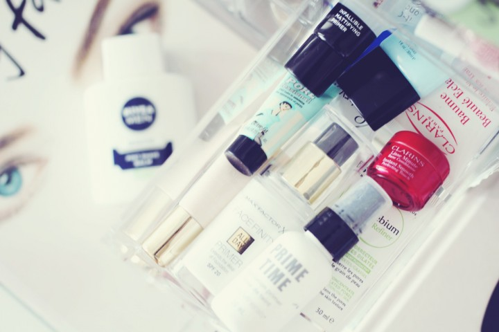 Beauty Hoarder: Face Primers | All Dolled Up