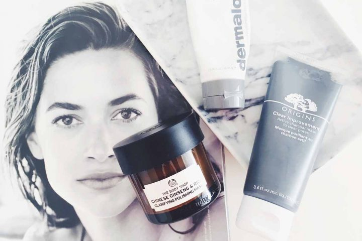 Best face masks for clogged pores