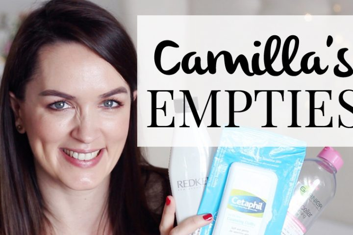 Camilla's Empties | All Dolled Up