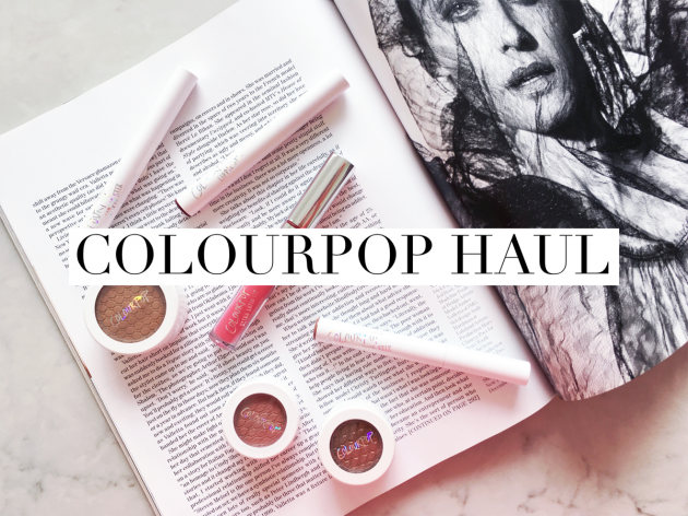 Colourpop Haul   All Dolled Up