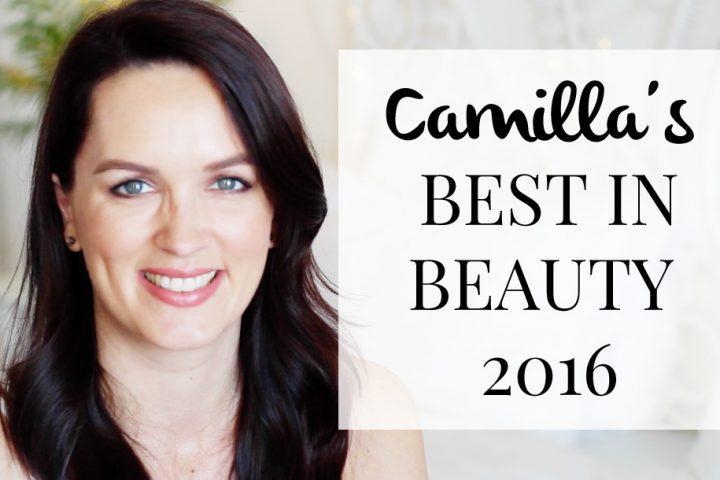 Camilla's Best in Beauty 2016