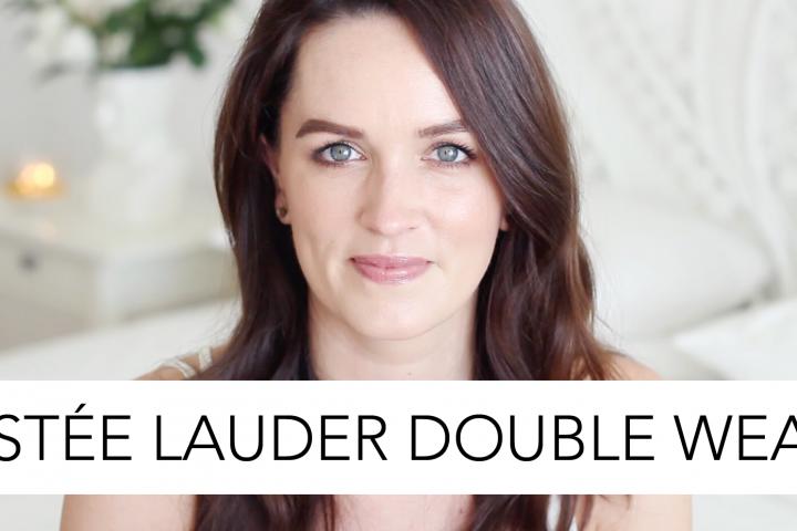 Estée Lauder Double Wear Foundation | All Dolled Up