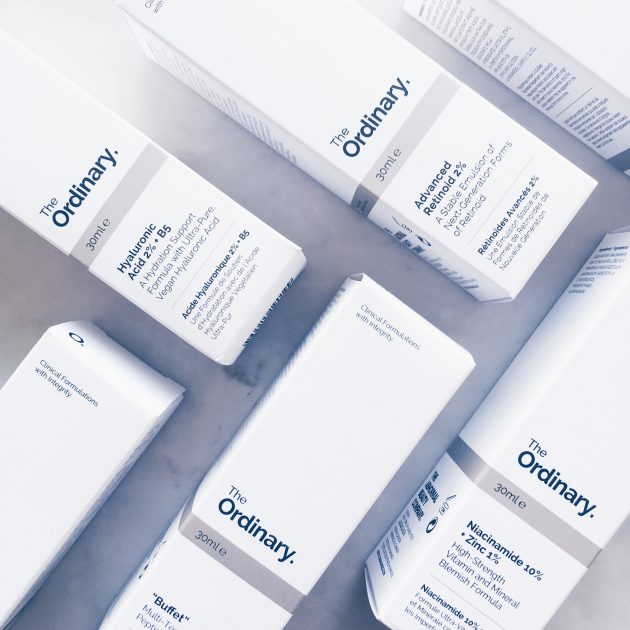 The Ordinary Skincare Haul | All Dolled Up