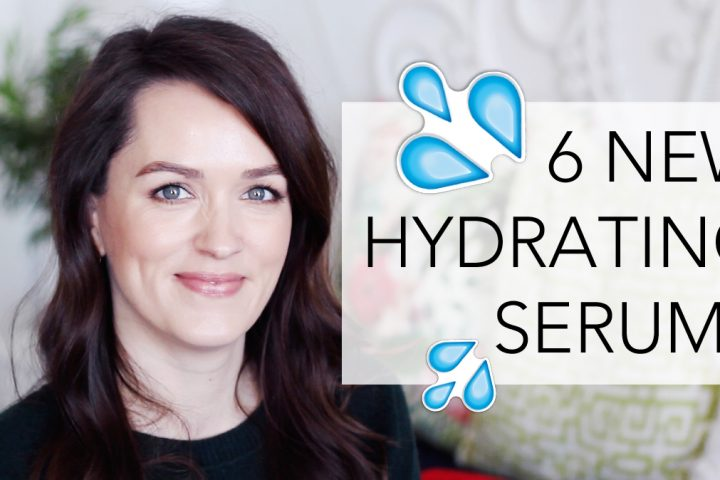 """Review"""" Six New Hydrating Serums"""