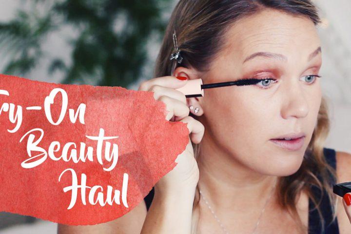 Try-On Beauty Haul - UK Makeup & Skincare